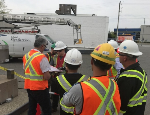 Shell Safety Day Demonstration
